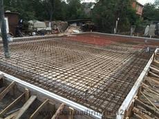 Утеплена шведська плита будівництво