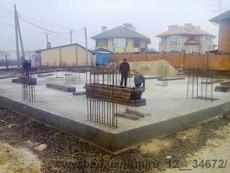 Будівництво фундаментів
