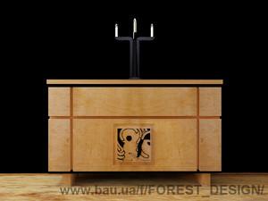 Дизайн проект Cafe Black Sea/Кофейня Черное море — FOREST DESIGN