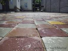 Производство и продажа тротуарной плитки от ТМ «Malta-beton».
