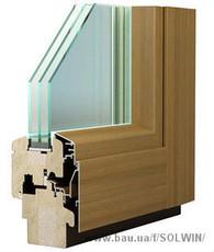 Деревянные окна Thermo Wood