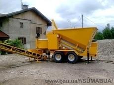 Мобiльний бетонный завод Sumab B-15-1200 БСУ, РБУ