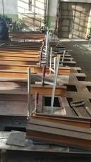 Вибропресс для производства тротуарной плитки, бордюров SUMAB R-400