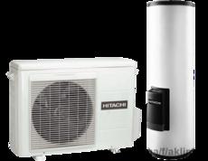 Тепловые насосы Hitachi Yutampo