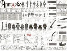 Ковані елементи та вироби