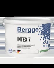 BERGGE INTEX 7 ШОВКОВИТО-МАТОВА ФАРБА для СТІН