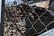 Заготовки з дубової дошки під меблеві фасади. 1650х125х25 мм. Ціна 10000 грн.