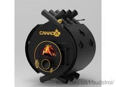 Піч булерьян Канада тип 00 потужність 6 кВт