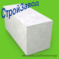 Газоблок Стоунлайт гладкий 600х200х375 мм 1 сорт, Київ