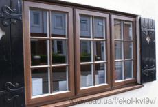 Металопластикові вікна від виробника EkoL