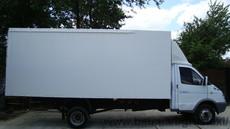 Вантажні перевезення. Замовлення вантажного таксі