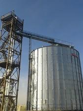 Відділення приймання зерна (елеватор) — НВП ІННОВАТИВ БУД