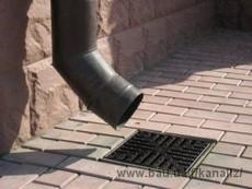 Прочитка ливневої каналізації