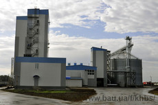 Будівництво комплексів по переробці зернових
