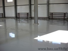 Наливна підлога Epoxy Floor (тонкий шар)