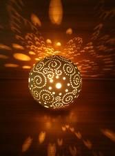 Декоративні світильники — Майстер-Кераміка