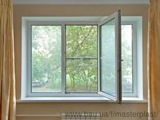 Трьохстулкове вікно