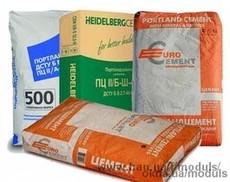 Цемент М 400, Цемент М 500, щебінь, гранвідсів, пісок