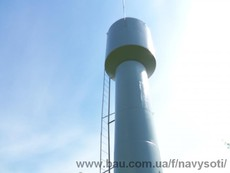 Фарбування металоконструкцій, дахів та фасадів. НВ-Сервіс