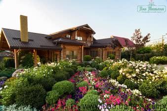 Ландшафтний дизайн — Ландшафтна майстерня Пан Тюльпан