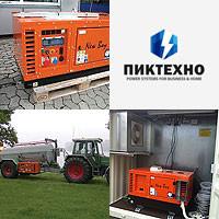 Продаж і ТО генераторів Europower New Boy
