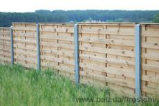 Будуємо дерев'яні Паркани та Ворота