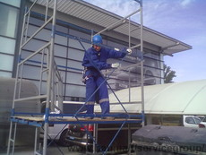 ремонтные высотные работы