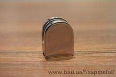 Тримач для скла для перил з нержавіючої сталі