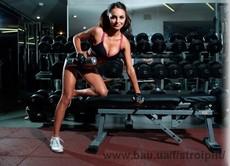 Травмобезопасное, напольные покрытия для фитнес зала