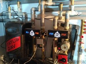 Розподільчий гідравлічний вузол газової котельні — Сучасне опалення