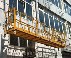 Оренда, продаж будівельних люльок ZLP630