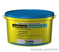 weber.tec Superflex D2 (Deitermann Superflex D2)
