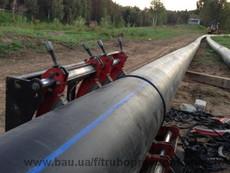 Монтаж магистральных трубопроводов Харьков
