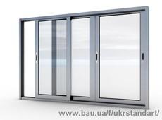 Раздвижные балконные рамы - остекление балконов, патио