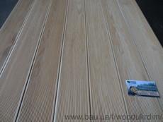 Терасна дошка Модрина Сибірська 27х142 Екстра сорт, тераса підлога