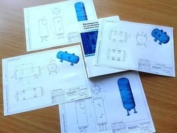 Почали виробництво повітрозбірників і ресіверів для стисненого повітря