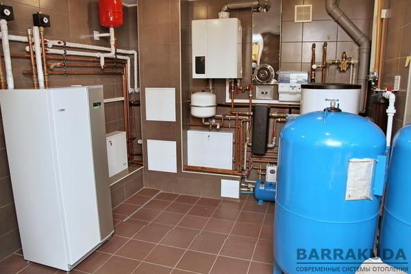 Знижуємо витрати газу. Модернізація систем опалення. Осіння акція!