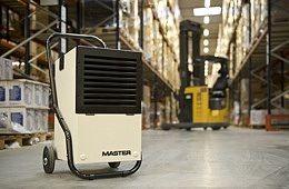 Нові моделі осушувачів повітря MASTER