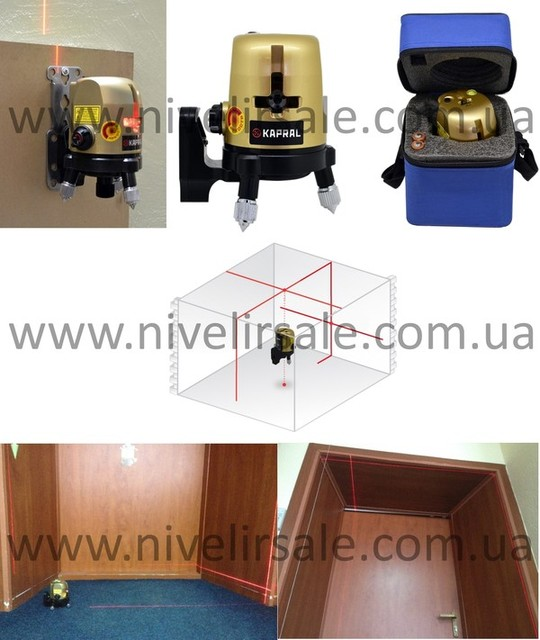 Розширення асортименту лазерних нівелірів