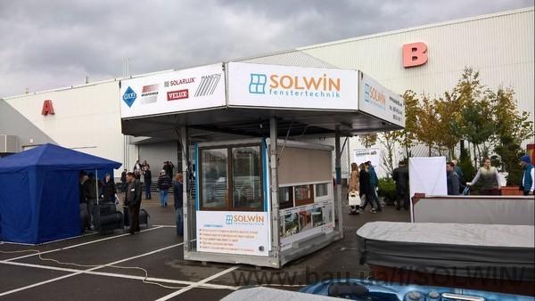 6-8 жовтня компанія «Солвін Україна» взяла участь у міжнародному ЕКСПОФОРУМ 2016