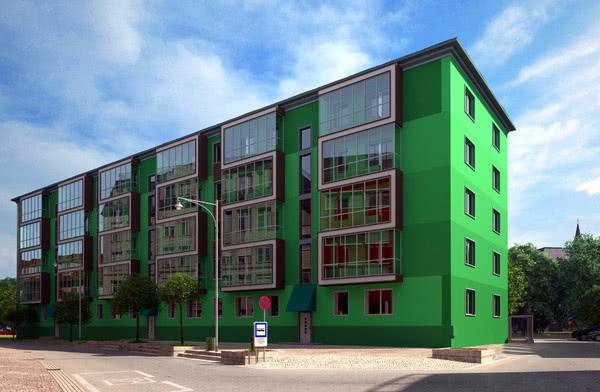 Мінрегіон оголосив конкурс на кращі будинки — 2016