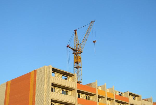 Обсяги будівництва в Україні зросли на понад 20%