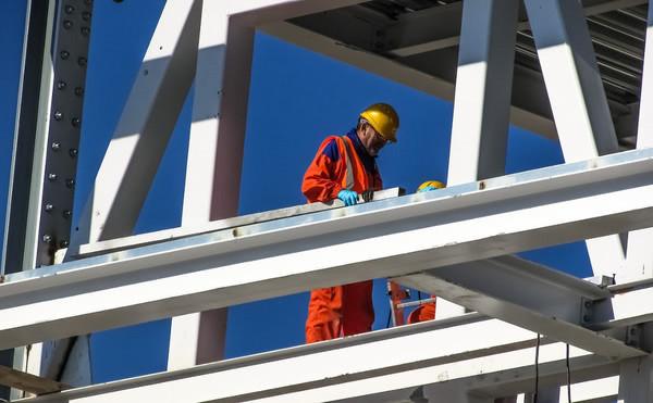 Обсяги будівництва зросли майже на 25% за перше півріччя 2017 року