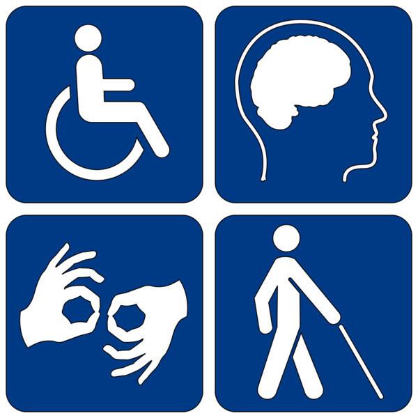Національні заклади можуть стати доступними для людей з особливими потребами