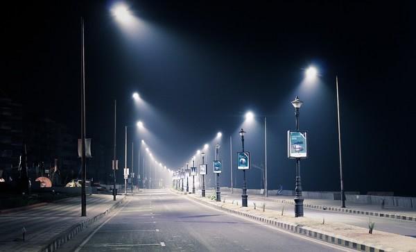 На вулицях Дніпра встановлено 18,5 тис. LED-світильників