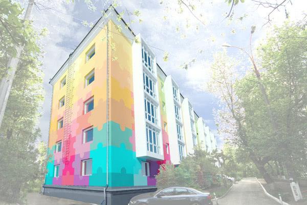Мінрегіон ініціював розробку законопроекту щодо реконструкції застарілого житла