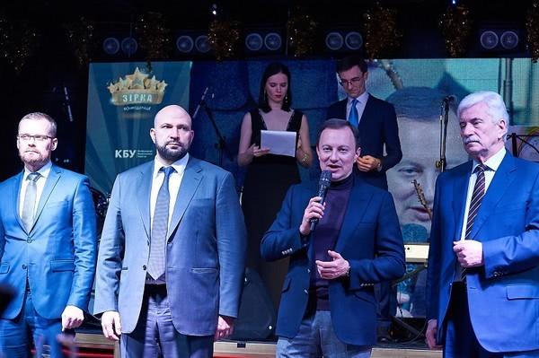 Конфедерація будівельників України відзначила кращих представників будівельного ринку України