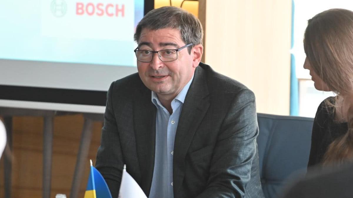 Bosch планує локалізувати виробництво електроінструменту в Україні