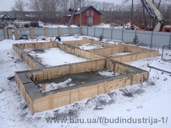 Розпочато виробництво морозостійкого бетону