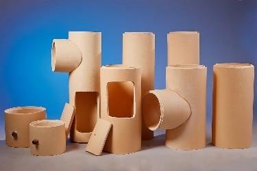 Керамічні димарі ТМ Керамія за дрібнооптовою ціною в роздріб